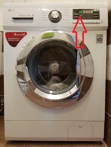 washing machine not going into spin cycle