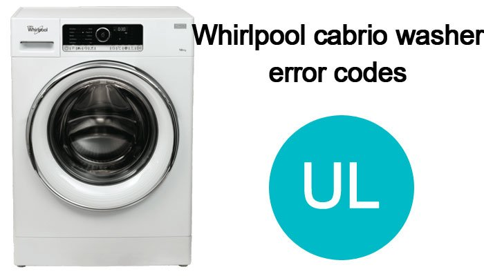Whirlpool-cabrio-washer-error-codes-ul